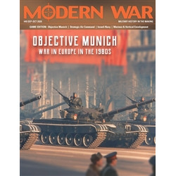 Modern War n°49 - Objective Munich