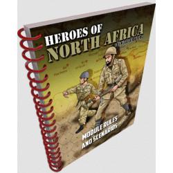 Heroes of North Africa Module Rules & Scenarios