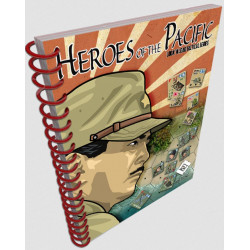 Heroes of the Pacific Module Rules and Scenario Spiral Booklet