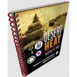 NaW Desert Heat Module Rules & Scenarios