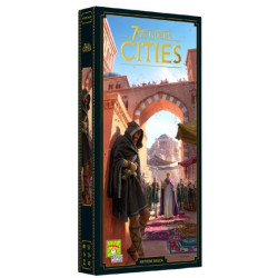 7 Wonders Cities édition 2020
