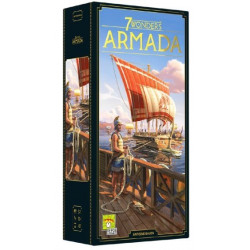 7 Wonders Armada - édition 2020