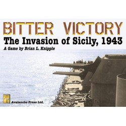 Bitter Victory - The Invasion of Sicily, 1943