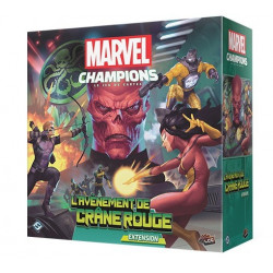 Marvel Champions - l'Avènement de Crâne Rouge - French version
