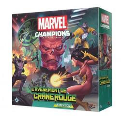 Marvel Champions - l'Avènement de Crâne Rouge