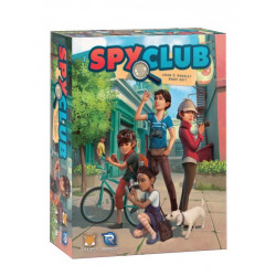 Spy Club - le jeu d'enquêtes