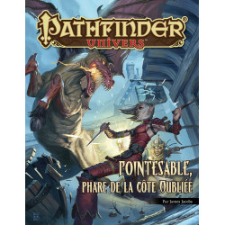 Pathfinder Univers - Pointesable, phare de la côte Oubliée