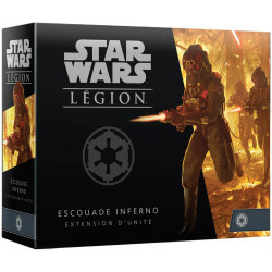 Star Wars : Légion - Escouade Inferno