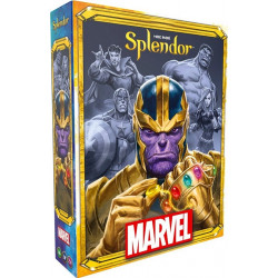 Splendor Marvel - French version