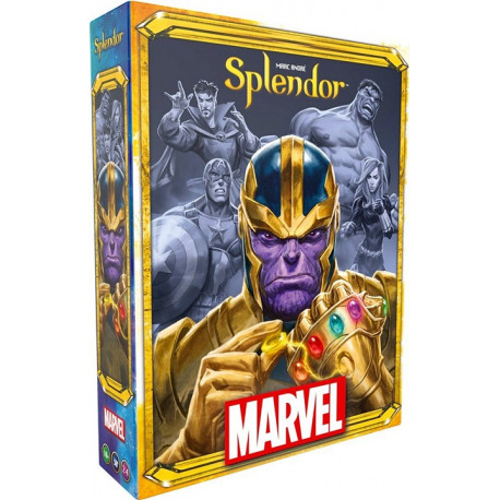 Splendor Marvel - French version
