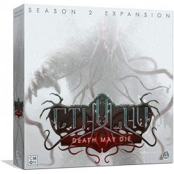 Cthulhu Death May Die - extension Saison 2 - French version