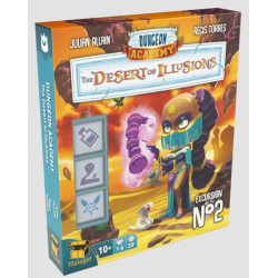 Dungeon Academy Ext 2 : The desert of illusions