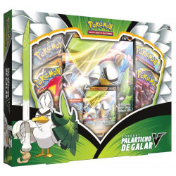 Pokémon : Coffret Palarticho de Galar-V