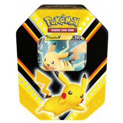 Pokébox de Noël 2020 - Pikachu V