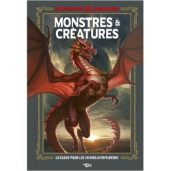 Dungeons & Dragons : Monstres et créatures