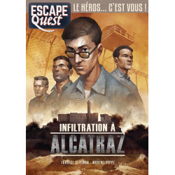 Escape Quest - 7 - Infiltration à Alcatraz