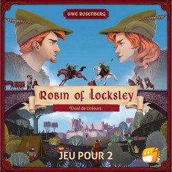 Robin of Locksley - Duel de Voleurs - French version