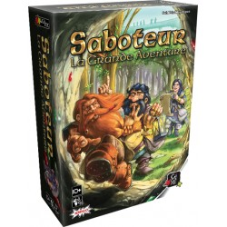 Saboteur : la grande aventure