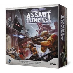 Star Wars : Assaut sur l'Empire + sleeves - occasion B