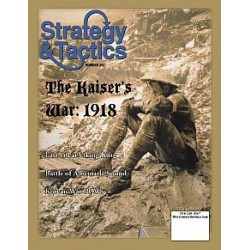 Strategy & Tactics 261 - The Kaiser's war 1918