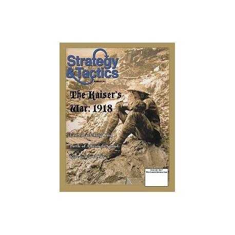 Strategy & Tactics 261 - The Kaiser's war 1918