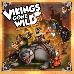 Vikings Gone Wild + sleeves - occasion B+