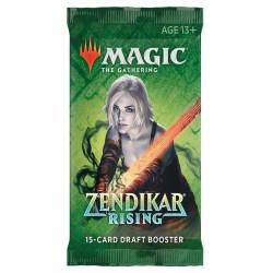 Magic the Gathering : Zendikar Rising - Booster