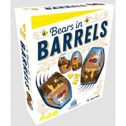 Bears in Barrels