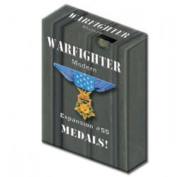 Warfighter Modern - Medals - Exp 55