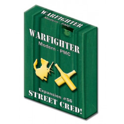 Warfighter Modern - PMC - Street Cred - Exp 56