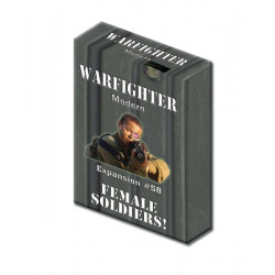 Warfighter Modern - Female Soldiers - Exp 58