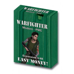 Boite de Warfighter Modern - PMC - Easy Money - Exp 48