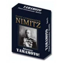 Fleet Commander Nimitz - Yamamoto