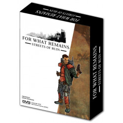 For What Remains : Streets of Ruin