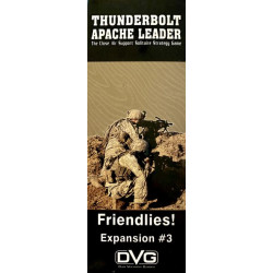 Thunderbolt Apache Leader Exp 3 - Friendlies