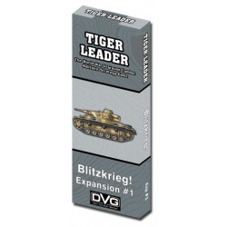 Tiger Leader : Blitzkrieg ! exp 1
