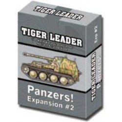 Tiger Leader : Panzers! exp 2