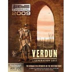 Against the Odds Annual 2009 : Verdun, a generation lost