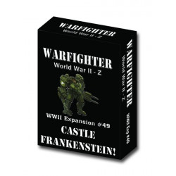 Warfighter WWII - exp49 - Castle Frankenstein