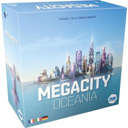 Megacity Oceania - French version