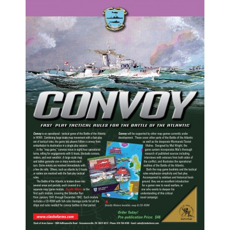 Convoy - Deadly Waters
