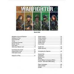Warfighter Multi Era : Exp 3 Gear and Skills