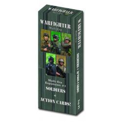 Warfighter Multi Era : exp 1 - Soldier & Action