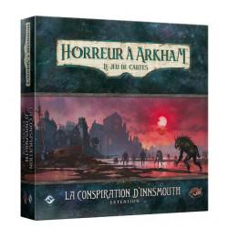 Horreur à Arkham LCG - La Conspiration d'Innsmouth