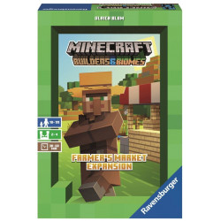 Minecraft the boardgame : Farmer's Market expansion