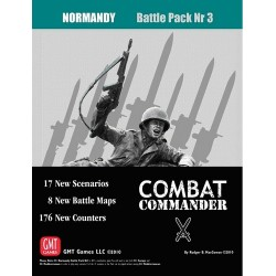 Combat Commander Normandy Battle pack n°3