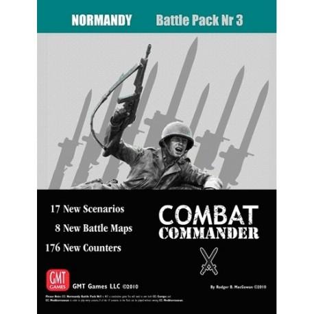Combat Commander Normandy Battle pack n°3