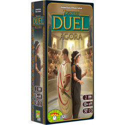 7 Wonders Duel - Agora - French version