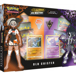 Pokémon EB03.5 : Coffret Pin's Old Chister