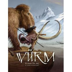 Wurm 2e édition : écran